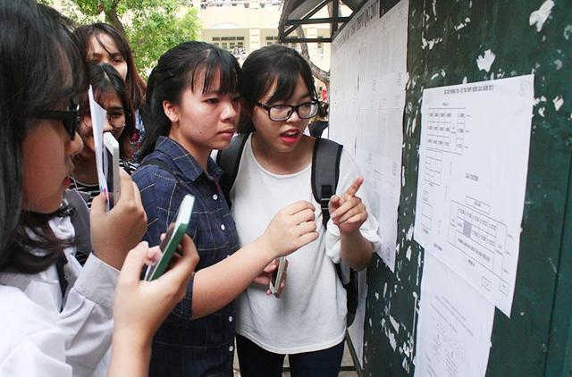 Hơn 300.000 thí sinh điều chỉnh nguyện vọng xét tuyển vào đại học