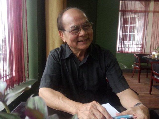 Luật sư Hoàng Nguyên Hồng - văn phòng luật sư Đông Phương, Đoàn luật sư TP Hà Nội. Ảnh: Vỹ Khúc