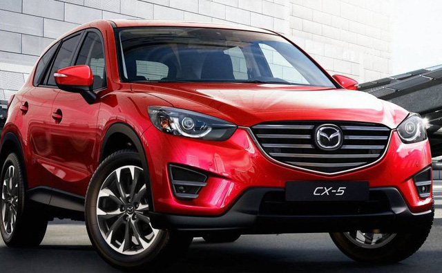 Mazda CX-5 giảm giá kỷ lục.