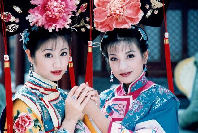 Hai nàng công chúa từng làm mưa làm gió trên màn ảnh Việt một thời qua bộ phim Hoàn Châu Cách Cách.