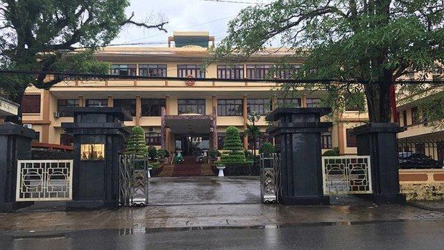 Trụ sở UBND huyện Tiên Yên bị trộm đột nhập