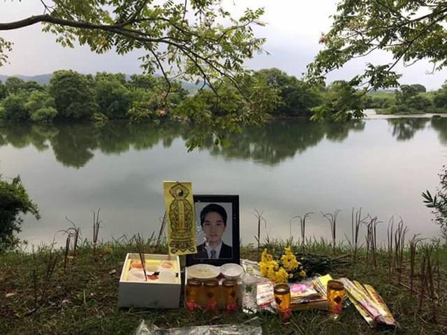 Sông Takahashi, nơi thực tập sinh Võ Hồng Sáng tử nạn vào chiều ngày 2/8/2017 (ảnh: Gia đình nạn nhân cung cấp).