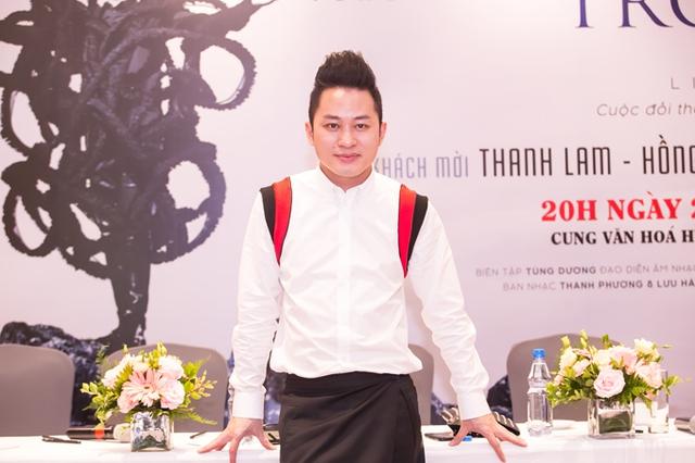 Tùng Dương làm liveshow Trời và Đất vào hai ngày 23 và 24/9 với khách mời là 4 diva nhạc Việt.