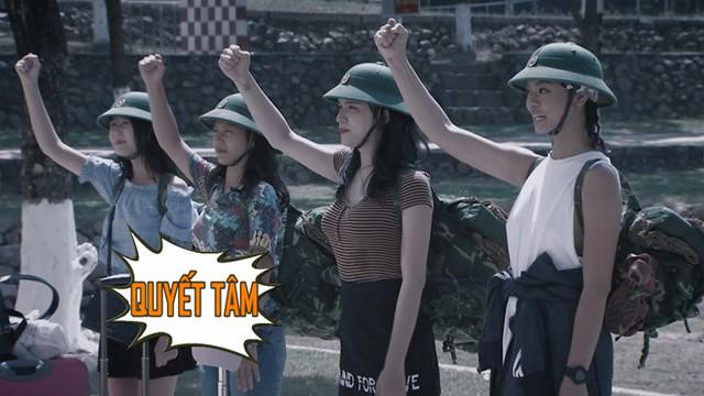 Mùa Sao nhập ngũ thứ 4 có sự tham gia của Mai Ngô, Nhung Gumiho, Khả Ngân và Hương Giang Idol.