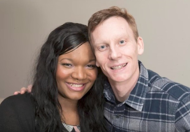 Cặp vợ chồng Catherine và Richard.