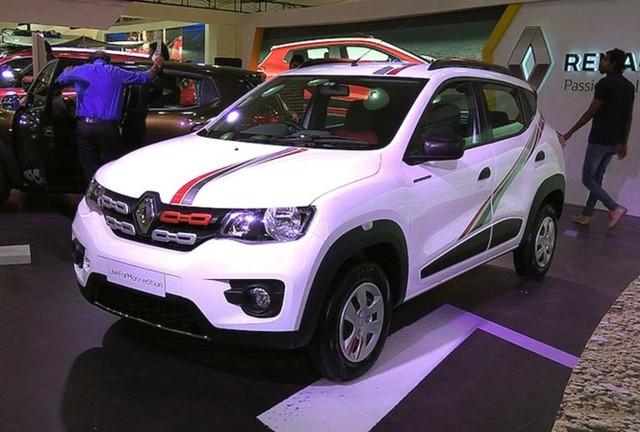 Với giá chỉ 97,4 triệu đồng tại thị trường Ấn Độ, mẫu xe crossover giá rẻ Kwid của Renault (Pháp) đã trở thành một trong những mẫu ô tô rẻ nhất trên thị trường thế giới hiện nay. Ảnh minh họa