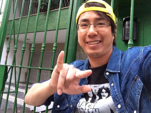 Nhà báo, bình luận viên Trương Anh Ngọc