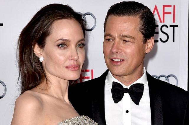 Angelina từ chối trả lời về Brad Pitt.