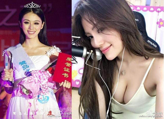"""Ngỡ ngàng cuộc sống của Hoa hậu Trung Quốc làm nghề """"nhạy cảm"""""""