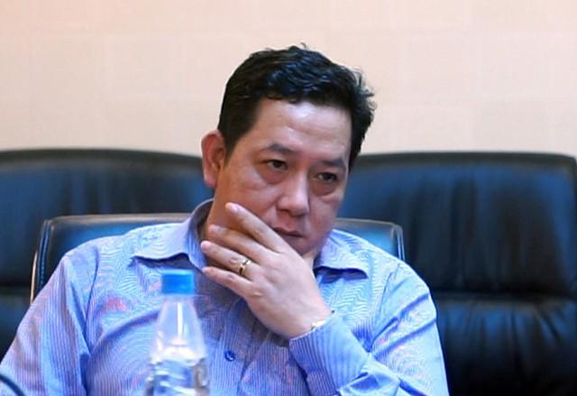 Ông Nguyễn Xuân Quang, Cục phó Cục Kiểm soát hoạt động bảo vệ môi trường.