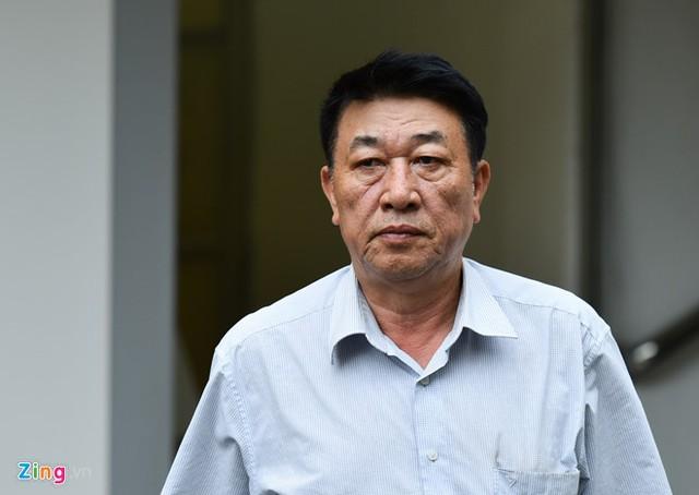 Luật sư Đỗ Ngọc Quang. Ảnh: Việt Hùng.