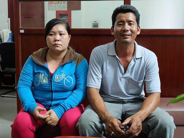 Tòa chỉ đồng ý bồi thường cho anh Thanh (phải) 162 triệu đồng.