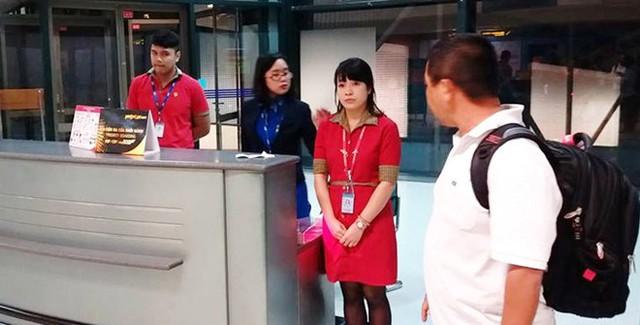 Cục Hàng không yêu cầu xử nghiêm nhân viên xé vé máy bay của khách