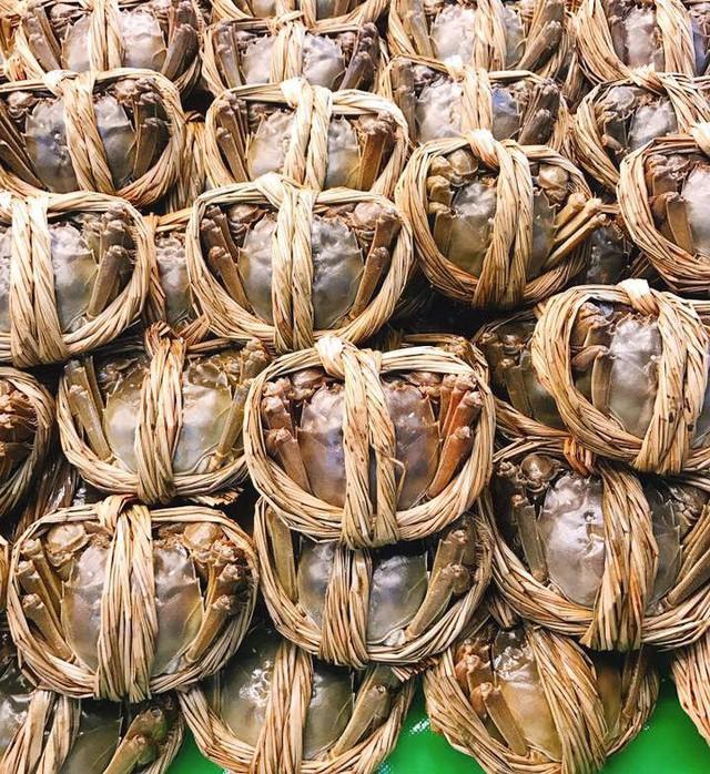 Cua lông đặc sản ở Hồng Kông, Thượng Hải đang gây sốt ở Việt Nam (ảnh: Khuc Ngoc Anh)