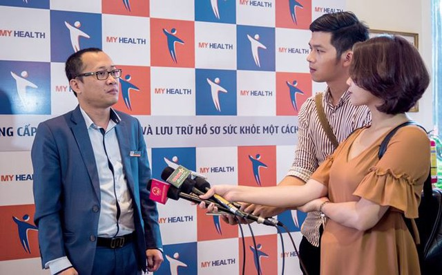 Ông Nguyễn Thành Trung CEO Công ty TNHH MTV My Health