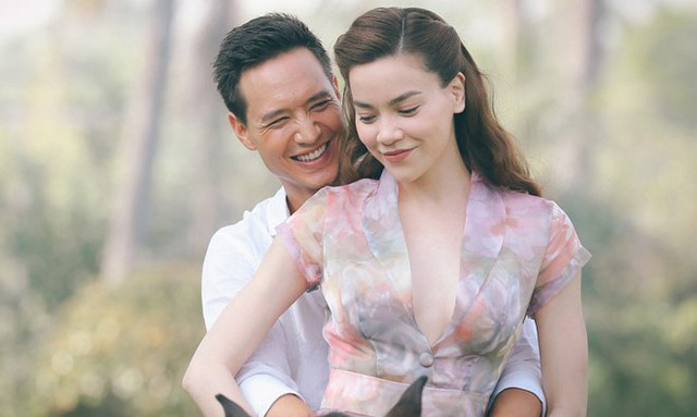 Kim Lý: 'Tôi bị Hồ Ngọc Hà quyến rũ mạnh mẽ'