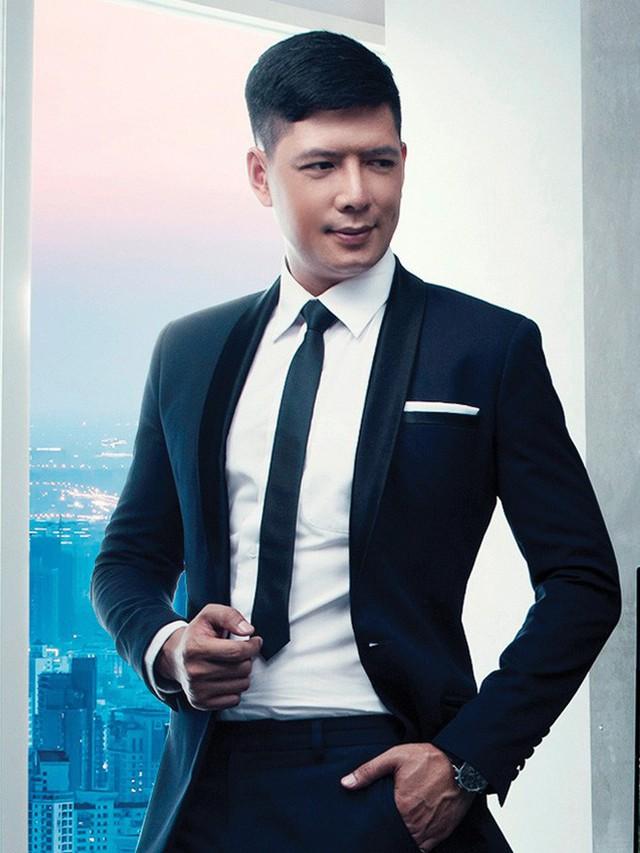 Bình Minh là nam thần đời đầu của showbiz Việt.