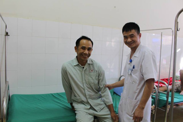 Chăm sóc cho bệnh nhân tại BVĐK tỉnh Điện Biên