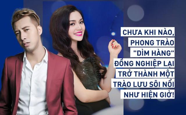 Trấn Thành, Trường Giang, Only C bị chê bai và 'mốt mới' đáng sợ của showbiz Việt 2017