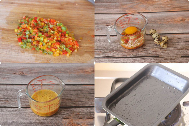Mách bạn 2 món ngon từ trứng cút cho bữa cơm chiều