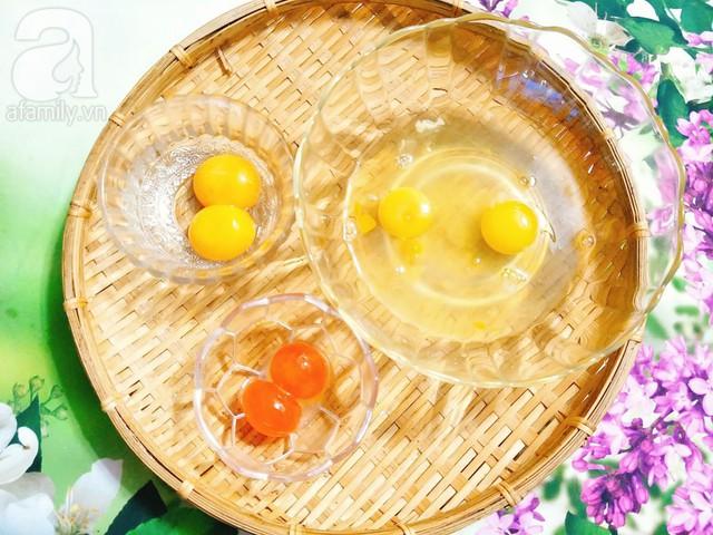 Cách làm món trứng hấp đơn giản mà đẹp và ngon