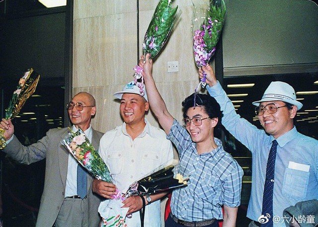 Lục Tiểu Linh Đồng mừng 'Đường Tăng' tròn 65 tuổi