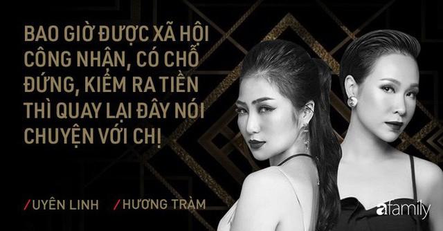"""Cách Hà Hồ, Uyên Linh, Văn Mai Hương """"trả đòn"""" bằng lời lẽ sắc lạnh khiến antifan dè chừng"""