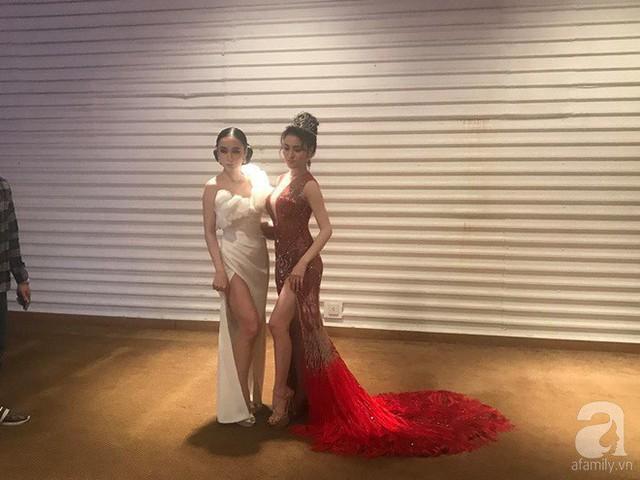 Angela Phương Trinh bất ngờ chạm mặt tình cũ Chiêm Quốc Thái khi đi sự kiện
