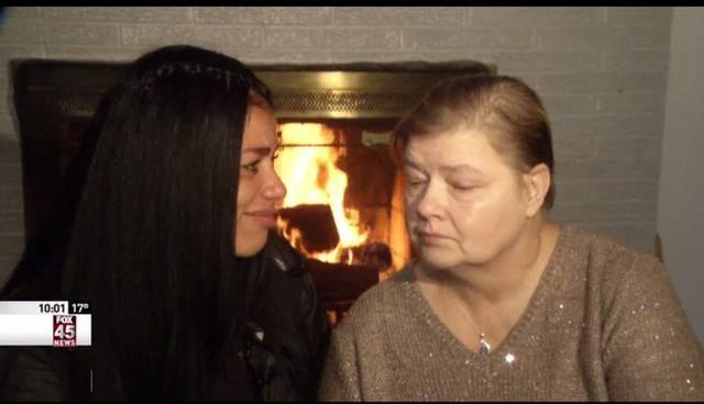 Tyra Patterson, 42 tuổi, được đón Giáng sinh cùng gia đình sau 22 năm ngồi tù oan.