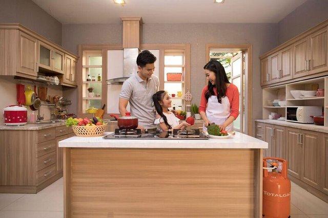 Giữ lửa gian bếp cũng là giữ lửa hạnh phúc gia đình