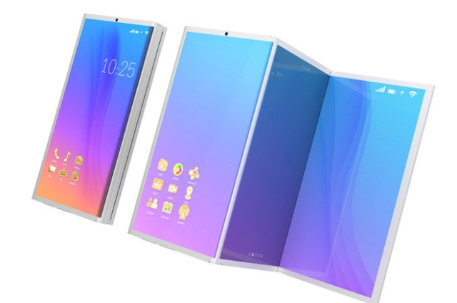 Concept của Wong được cho là không quá khó để thực hiện, nhất là khi smartphone hiện nay đã ngày càng được làm mỏng hơn.