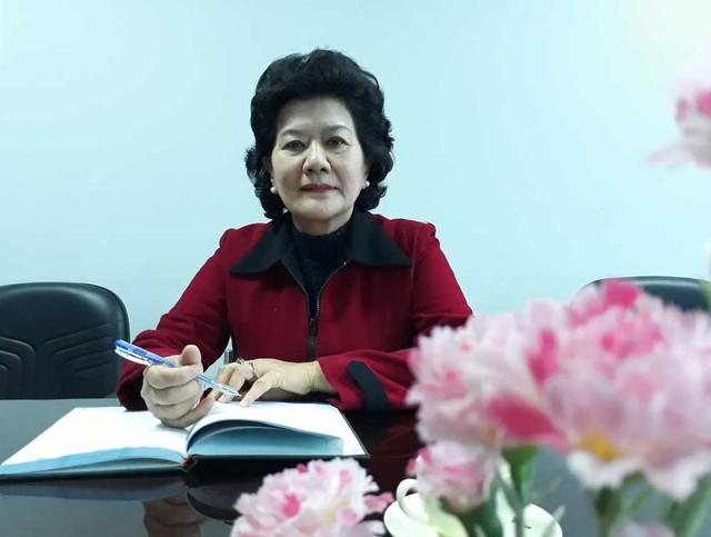 Bà Ninh Thị Hồng, Nguyên thanh tra Bộ Lao động TB-XH, Ủy viên thường trực Hội bảo vệ quyền trẻ em Việt Nam