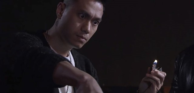 """Phan Hải được ông trùm Phan Quân khéo léo """"huấn luyện"""" theo một giáo trình nghiệt ngã. Ảnh: Youtube."""
