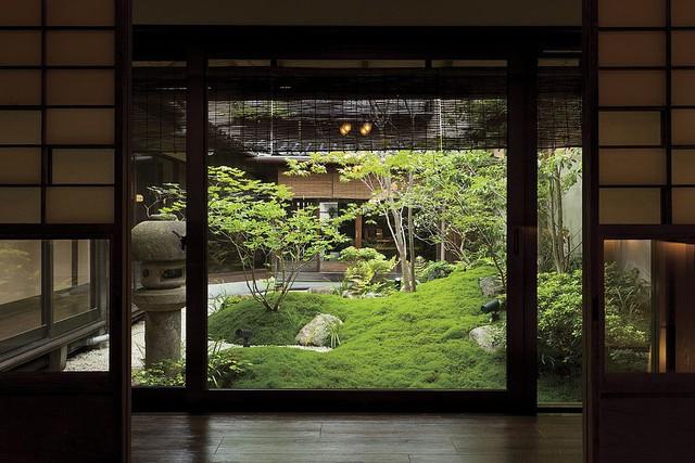 Vẻ đẹp cổ điển trong những khu vườn mang phong cách Á Đông.