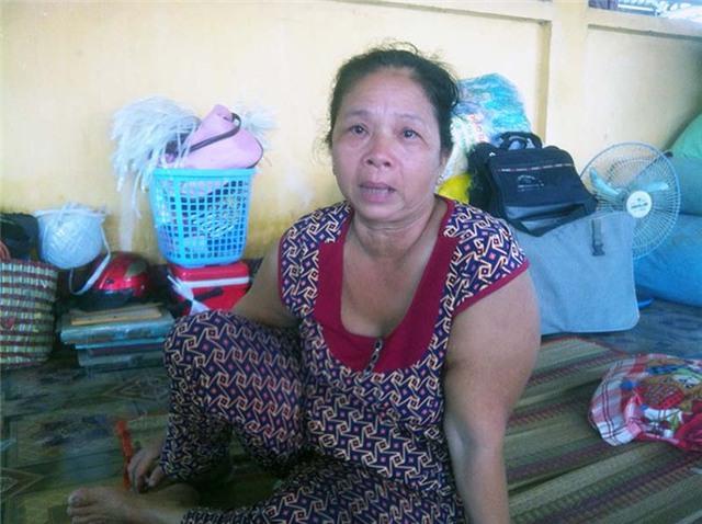 Bà Nguyễn Thị Phương Trang