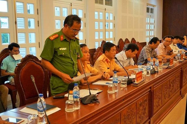 Lãnh đạo Phòng PC45 Công an tỉnh Gia Lai tiết lộ nhiều tình tiết trong vụ tai nạn