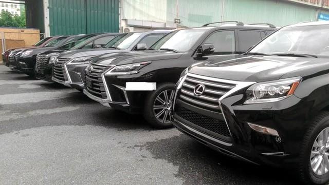 Nhiều DN nhập khẩu ô tô lo phá sản