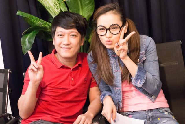 Trường Giang đặc biệt thích Jolie Phương Trinh sau khi thử diễn chung với nữ diễn viên Fan cuồng.