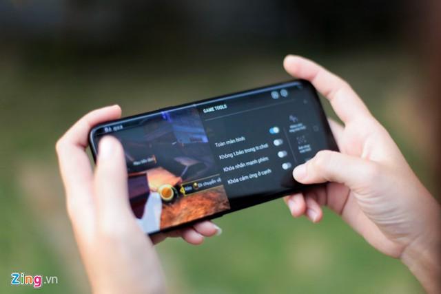 Game Tools hỗ trợ người dùng kiểm soát tốt hơn màn hình hiển thị để có những trải nghiệm tốt nhất.