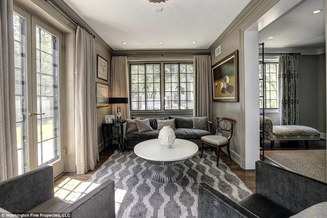 Thiết kế bên trong căn nhà. Ảnh: Washington Fine Properties.
