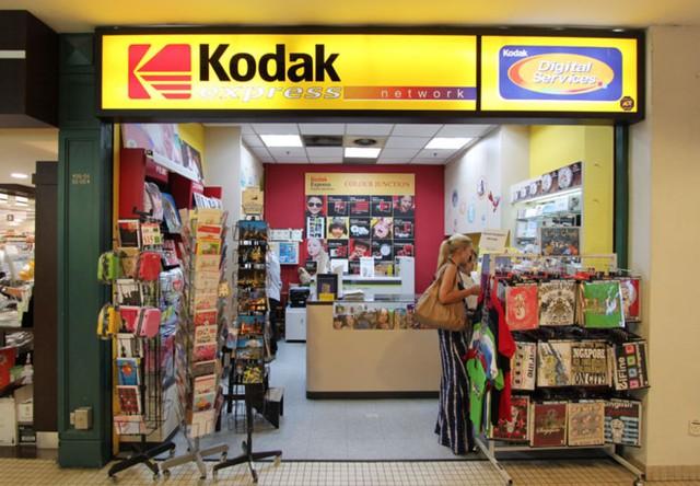 Thờ ơ với máy ảnh số khiến Kodak phá sản.