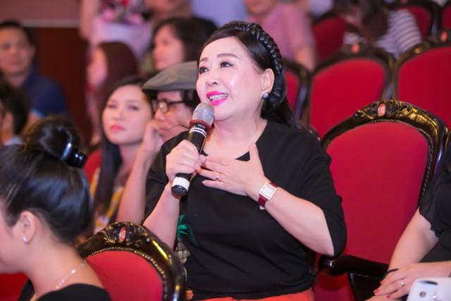 NSND Thu Hiền chia sẻ sự bất ngờ khi nghe học trò hát ca khúc Còn duyên.