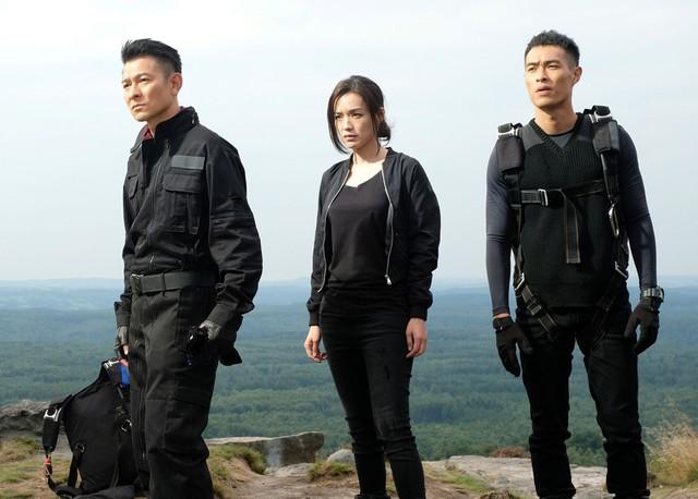 Phi vụ cuối cùng hấp dẫn khán giả cho tới phút chót nhờ sự khó lường của mỗi nhân vật trong phim.