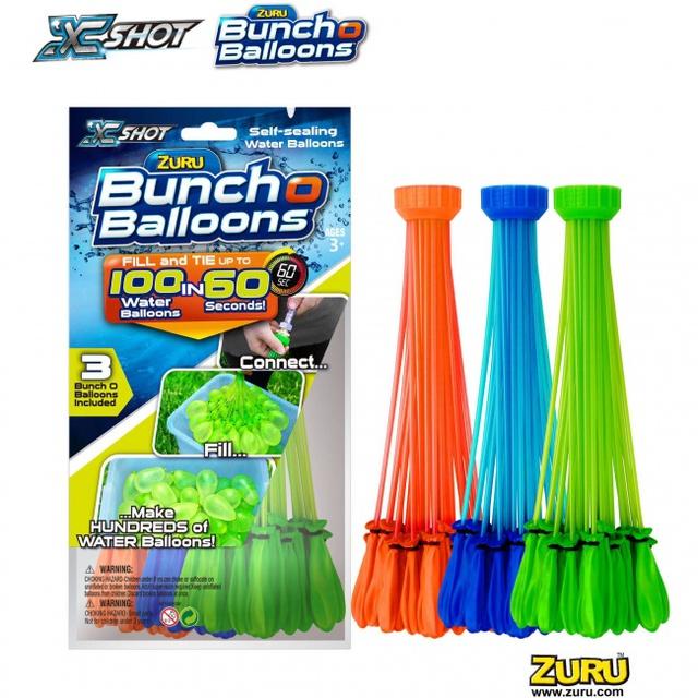Nếu bạn đang chuẩn bị cho một màn ném bóng nước, đây chính là thứ mà bạn cần.