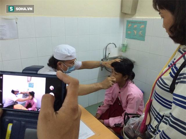 Bác sĩ Nguyễn Quang Vinh, chuyên khoa Thần kinh Bệnh viện Nhi đồng 1