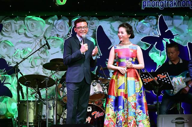 Sau Như Quỳnh, Lệ Quyên là một trong những ca sĩ được ủng hộ khi hát Duyên phận. Ảnh: Lý Võ Phú Hưng.