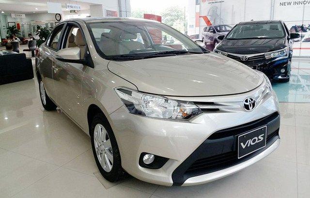 Giá Toyota Vios tại Việt Nam hiện không chênh lệch nhiều so với các nước.