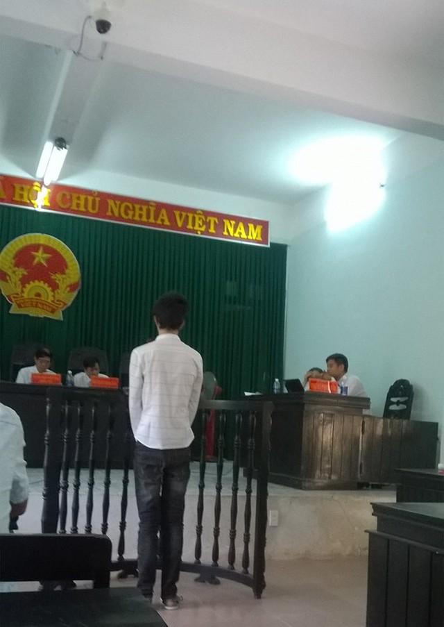 Bị cáo bị tuyên phạt mức án 7 năm 6 tháng tù
