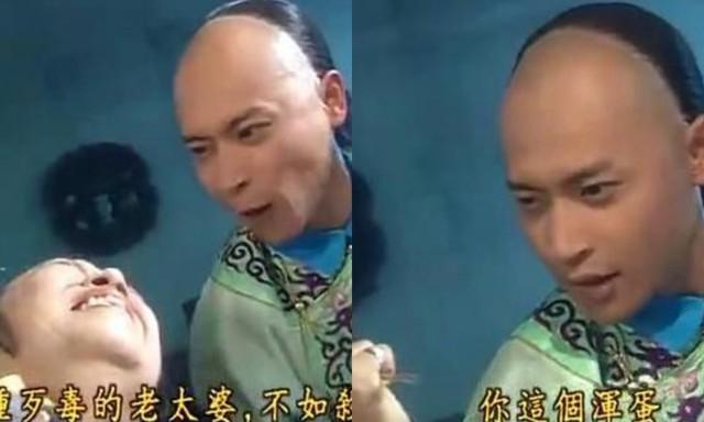 Trần Chí Bằng mượn cảnh phim đâm kim thật vào Dung ma ma.