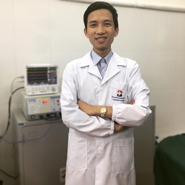 Bác sĩ Nguyễn Đông Hưng. Ảnh: BSCC